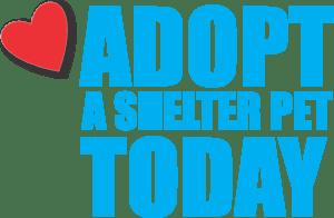 Adopt a Shelter Pet Logo