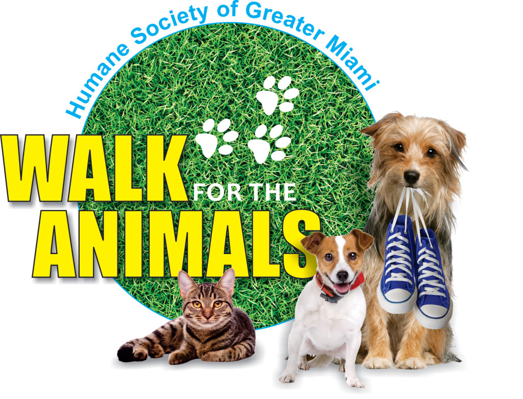 Walk for the Aniamals