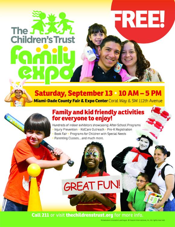 TCT Family Expo 2014 - Invite copy