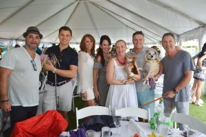 Brunch for the Animals Chairmen and Humane Society Executive Director