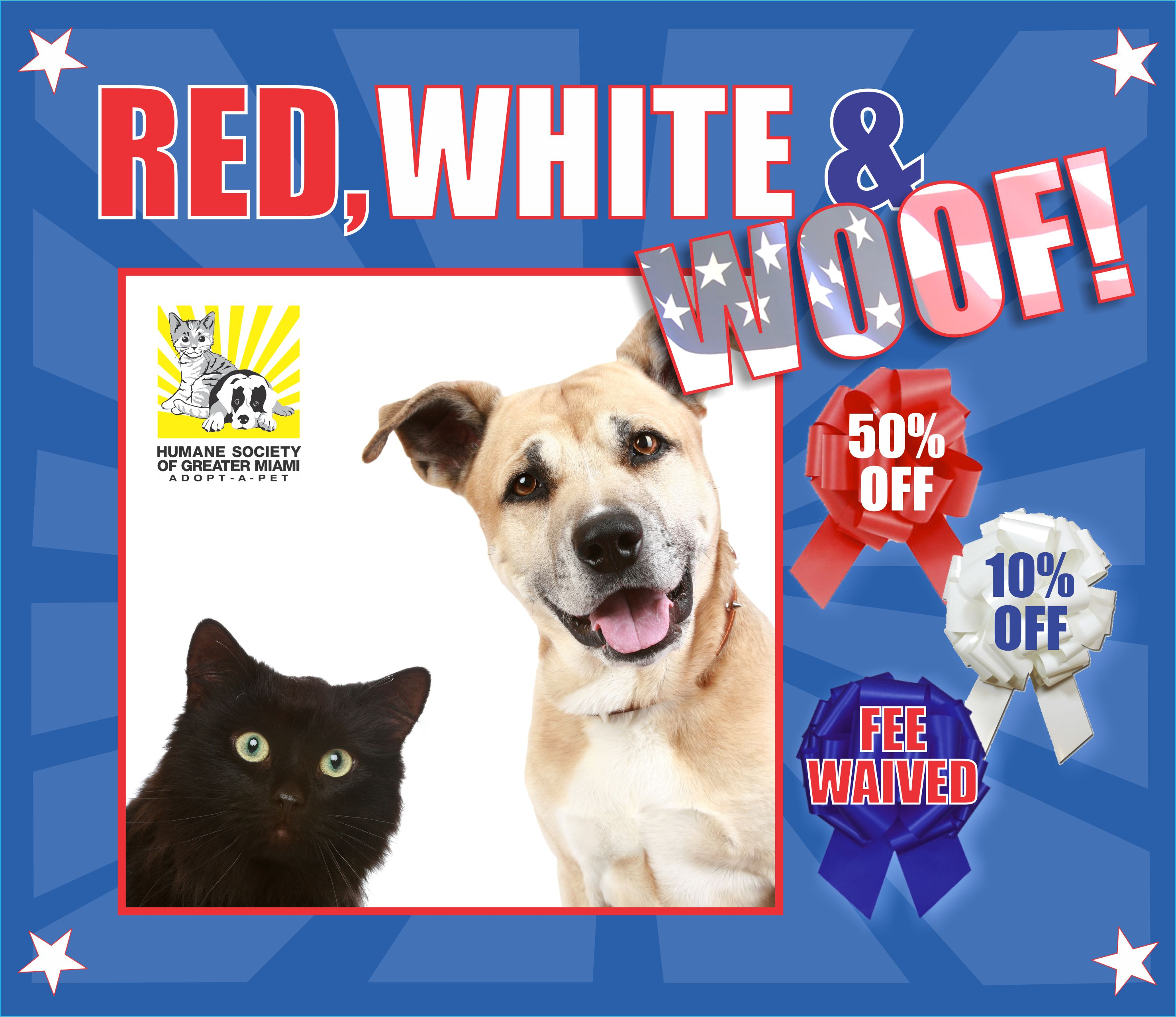 Red White Woof Newsletter