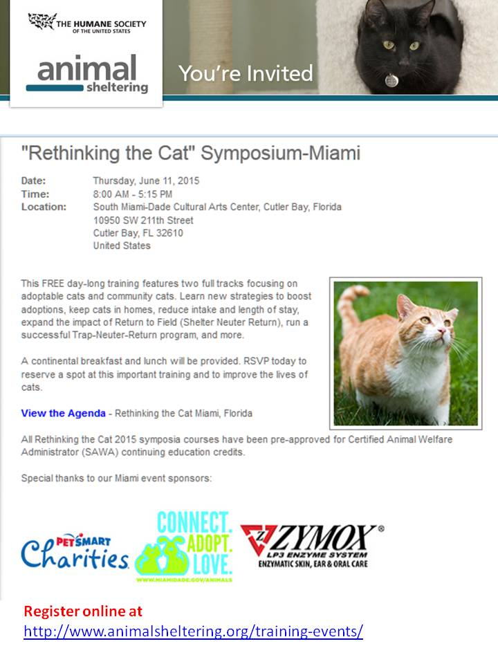 Cat symposium