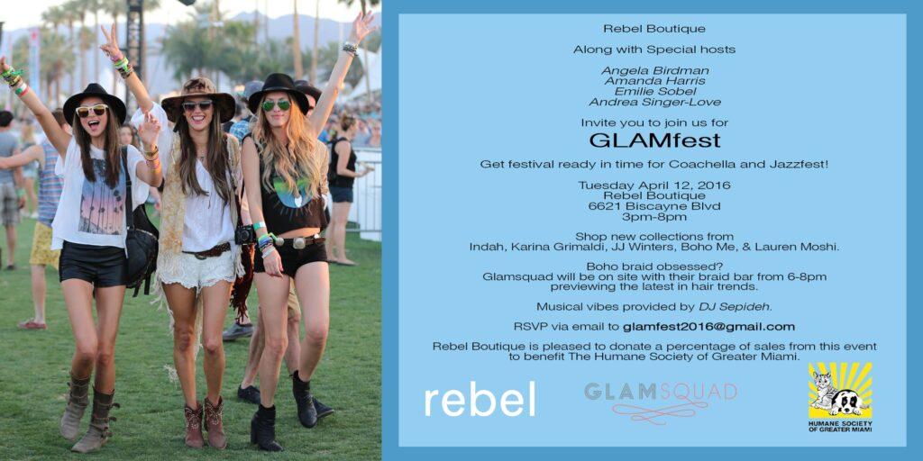 GLAMfest