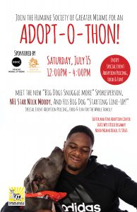 July 15 Adopt-o-thon Event Promotion - Option 3 - 11x17
