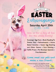Easter Extravaganza 2019
