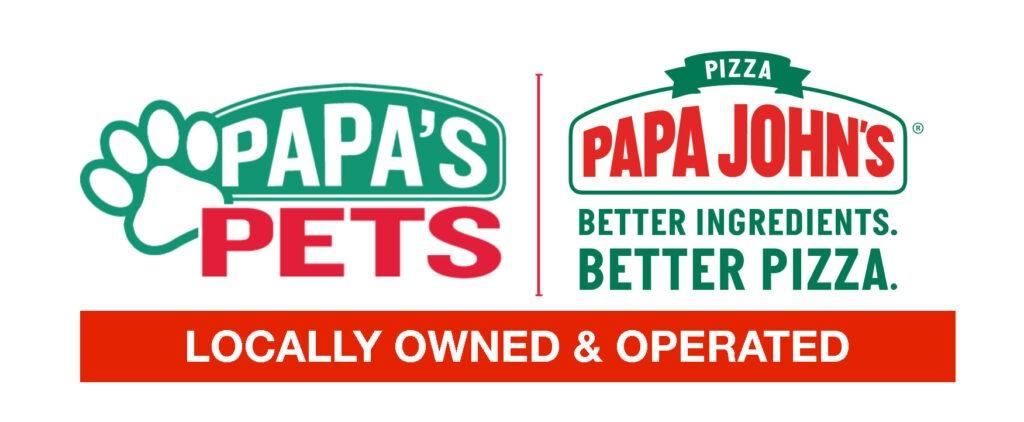 Papa's Pet #BetterTogether logo