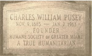 Charles Pusey