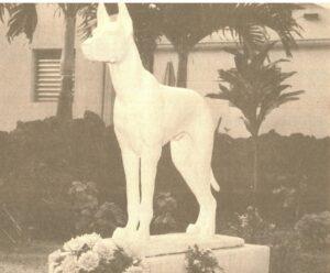 Dog Statue (2)