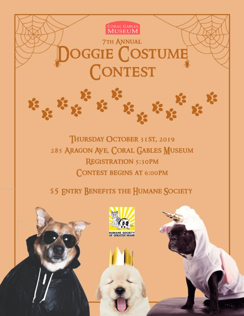 7th Annual Doggie Costume Contest