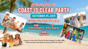 Coast is Clear Margaritaville