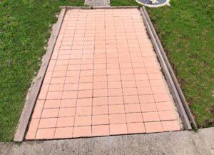 Cemetery bricks 2