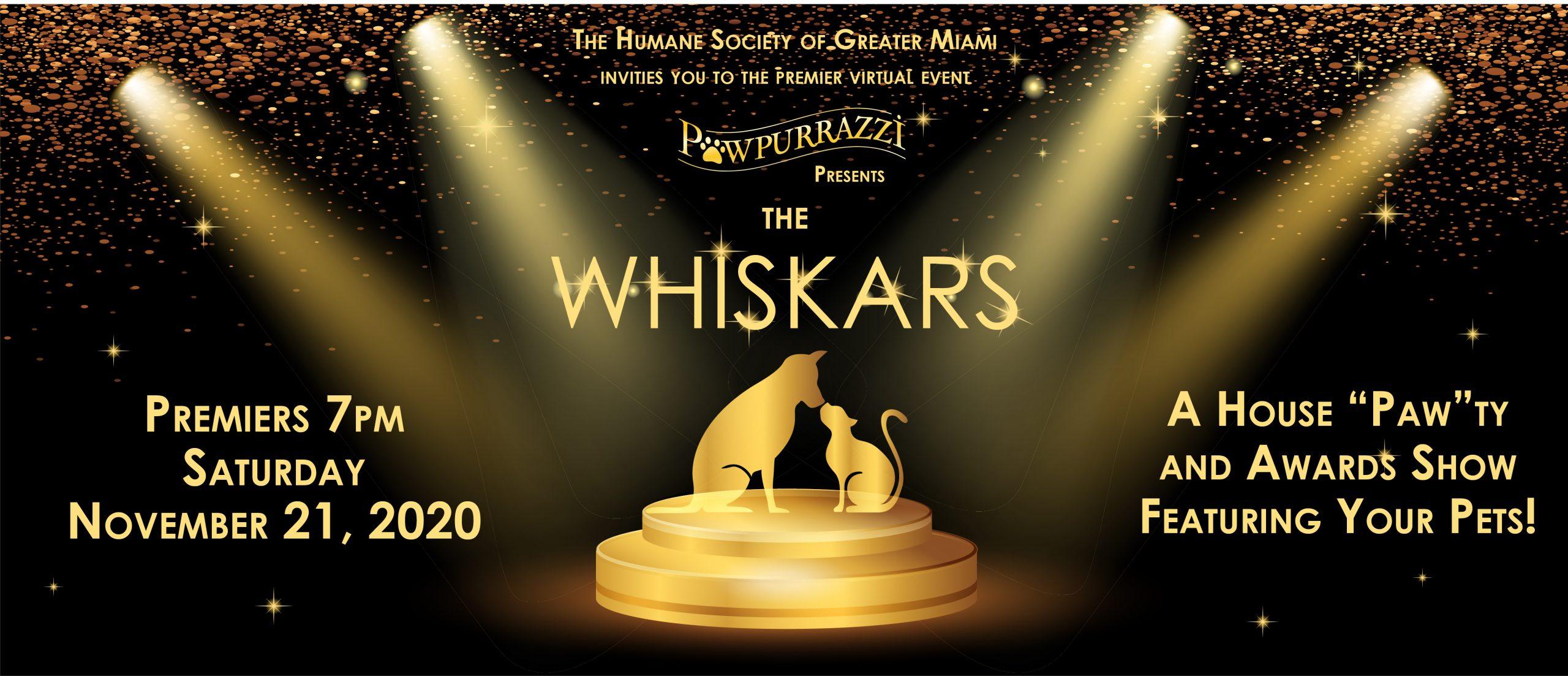 Pawpurrazzi Presents THE WHISKARS – Revolution Slider