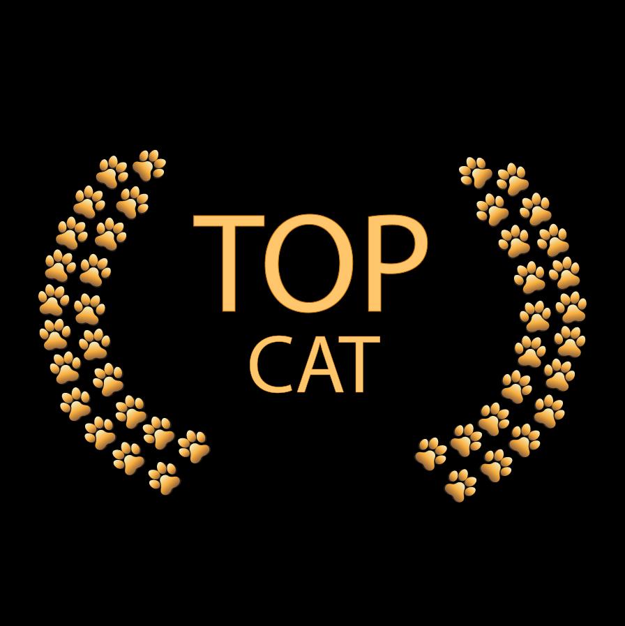 Top Cat – Black BG