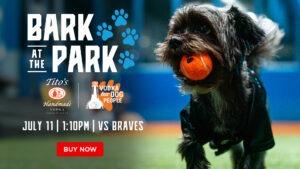 Bark at the Park – 07.11.21